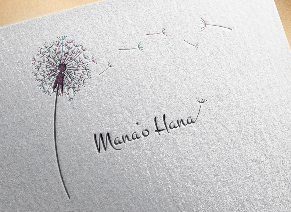 Mana'o Hana - Logo