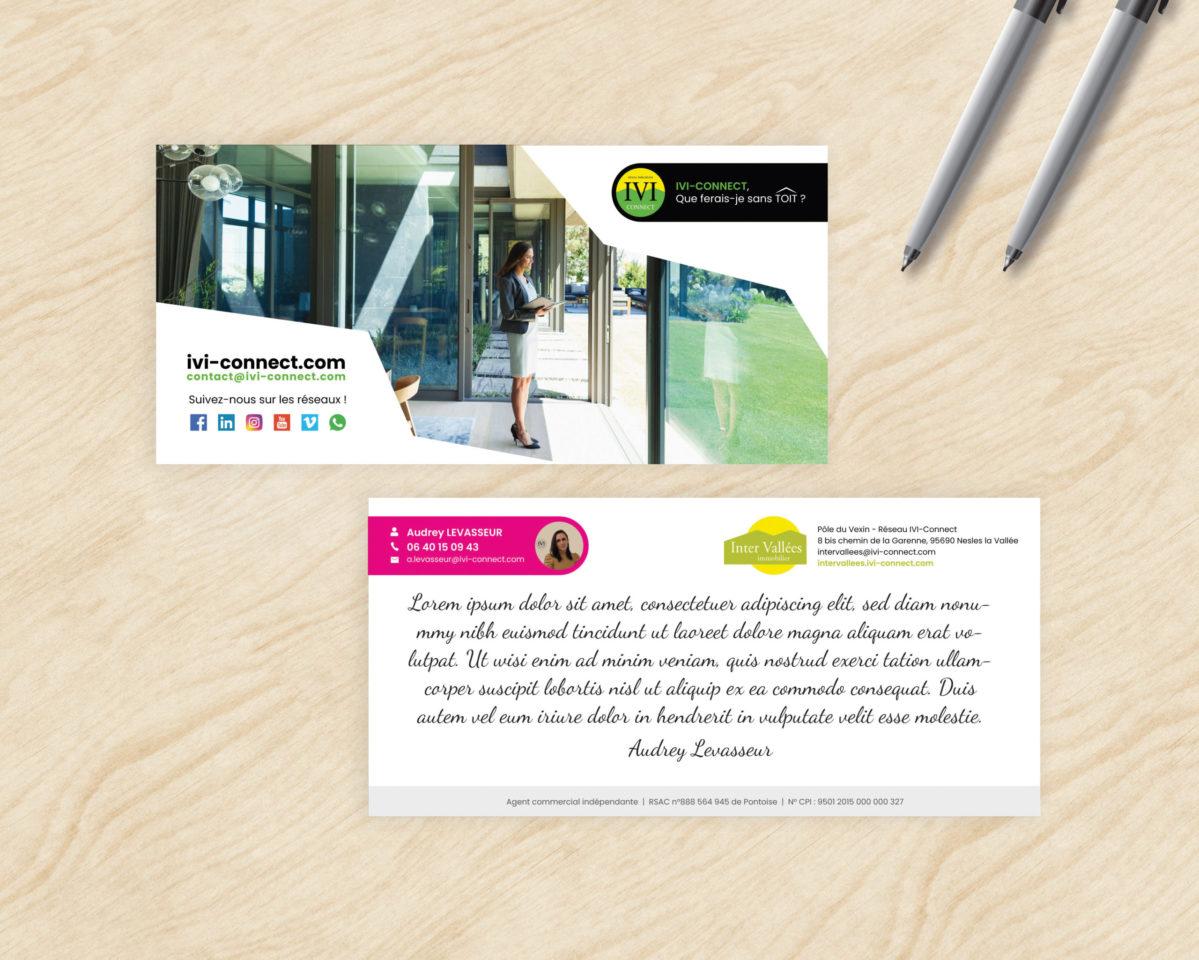 Création supports de communication print