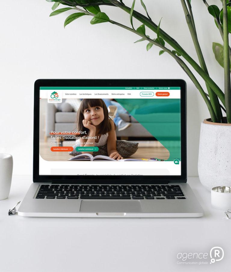 Webdesign site isolation